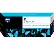 HP 91 Light Grey Tin­te C9466A - pig­ment­ba­siert - 775 ml