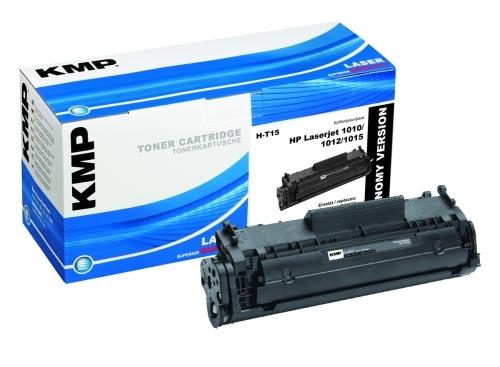 KMP H-T15 Toner ersetzt HP 12A (Q2612A)