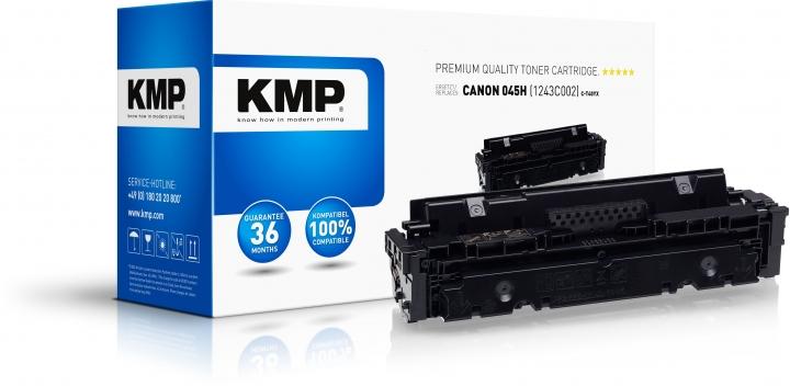 KMP C-T40YX Toner Gelb ersetzt CANON 045H (1246C002)