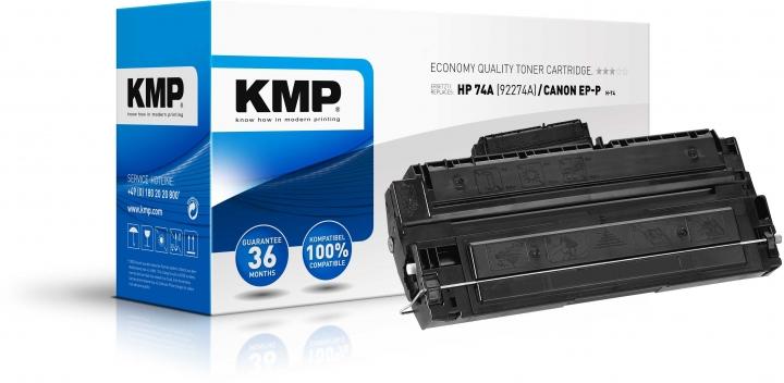 KMP H-T4 Toner ersetzt HP (92274A)