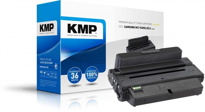 KMP SA-T82 Toner Schwarz SAMSUNG 205S (MLTD205SELS)-Copy