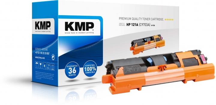 KMP H-T30 Toner ersetzt HP 121A