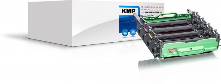 KMP B-DR25 Trommeleinheit ersetzt Brother DR320CL