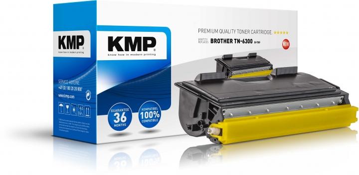 KMP B-T89 Toner ersetzt Brother TN6300