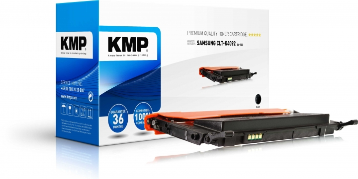 KMP SA-T25 Toner ersetzt Samsung K4092 (CLTK4092SELS)