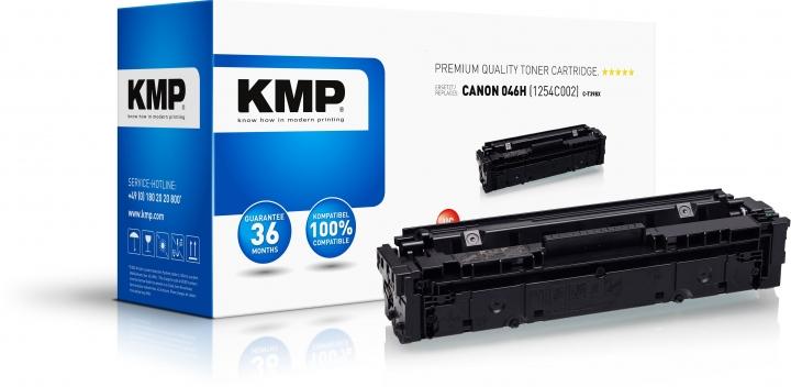 KMP C-T39BX Toner Schwarz ersetzt Canon 046 1250C002