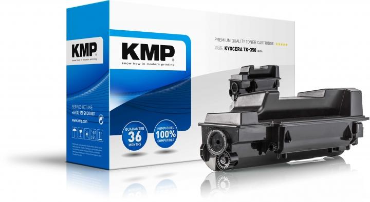 KMP K-T22 Toner ersetzt Kyocera TK350