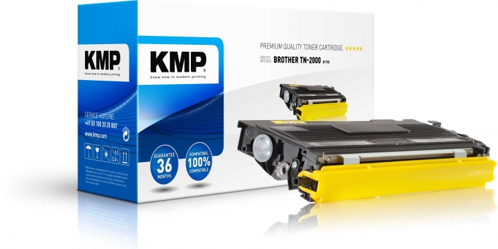 KMP B-T10 Toner ersetzt Brother (TN2000)