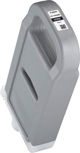 CANON Tinte PFI-1700MBK mattschwarz 700ml iPF PROx000/x000S 0774C001AA