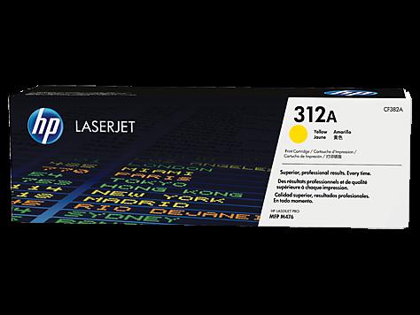 HP Toner CF382A yellow für CLJ Pro M470 Serie 2.700 Seiten