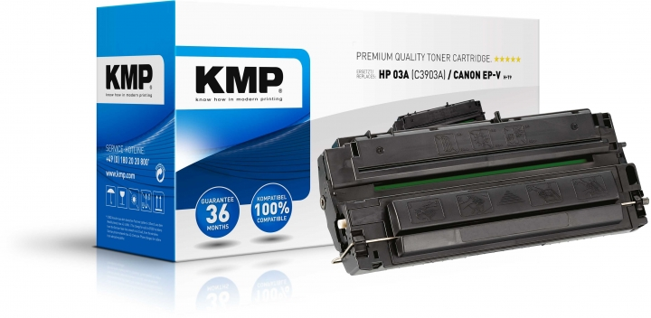KMP Toner H-T9 ersetzt HP 03A