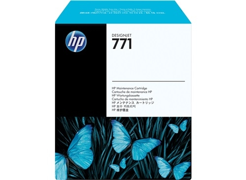 HP Nr. 771 Wartungspatrone (CH644A)