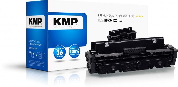 KMP H-T239X Toner Black ersetzt HP CF410X LaserJet Pro M450 Series/M470 Series/MFP M377 Series/M477