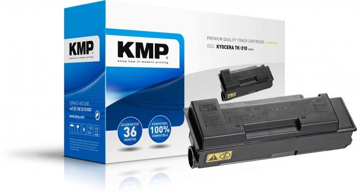 KMP K-T13 Toner für Kyoceras FS 2000D, 2000DN, 3900DN, 4000DN