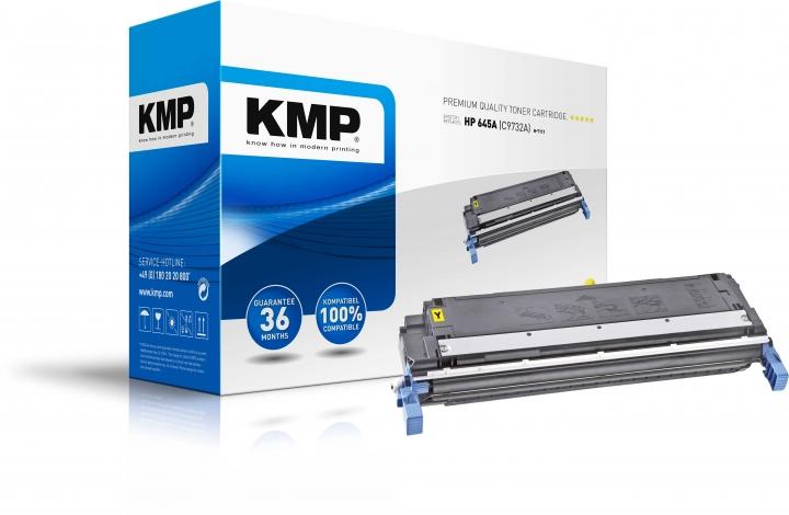 KMP H-T111 Toner ersetzt HP 645A