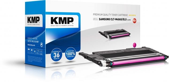 KMP SA-T55 Toner magenta ersetzt CLT-M406