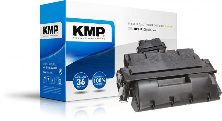 KMP H-T53 Toner ersetzt HP 61X