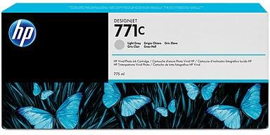 HP Nr. 771c Tinte hell grau (B6Y14A) 775ml