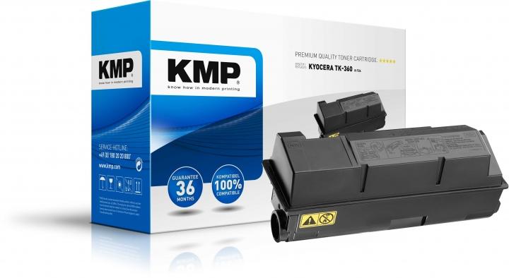 KMP K-T24 Toner ersetzt Kyocera TK360