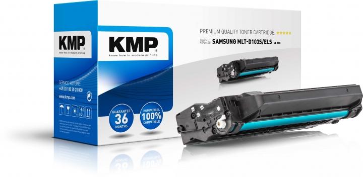 KMP SA-T80 Toner Schwarz ersetzt Samsung 103S (MLTD103SELS)