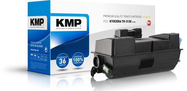 KMP K-T64 Toner ersetzt Kyocera TK3130 (1T02LV0NL0)