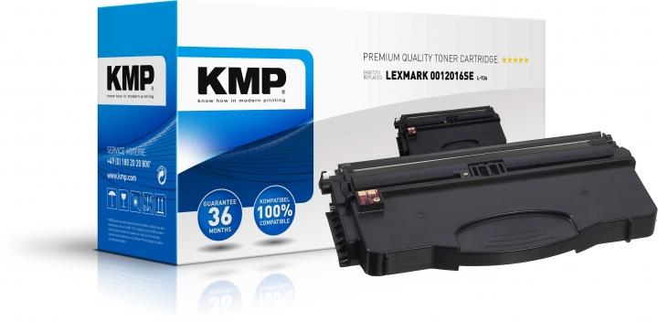 KMP L-T26 Toner ersetzt Lexmark (12016SE)