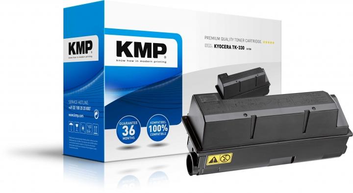 KMP K-T25 Toner ersetzt Kyocera TK330
