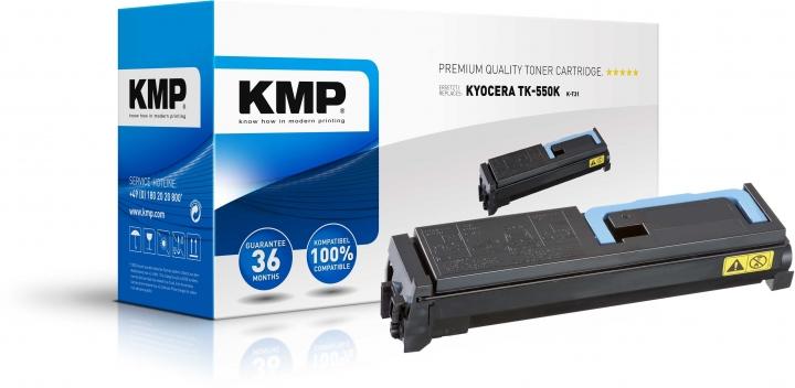 KMP K-T31 Toner ersetzt Kyocera TK550K