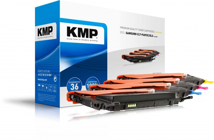 KMP SA-T25V Toner für Samsung CLP-310/315/CLX-3170/3175 PromoPack