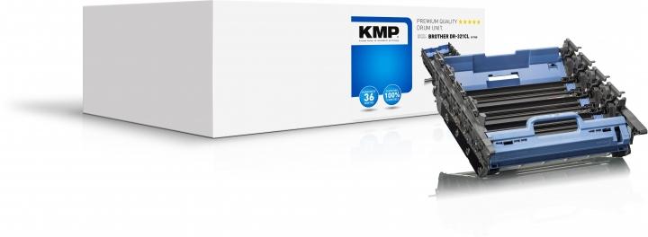 KMP B-T94D Trommel ersetzt Brother DR321CL