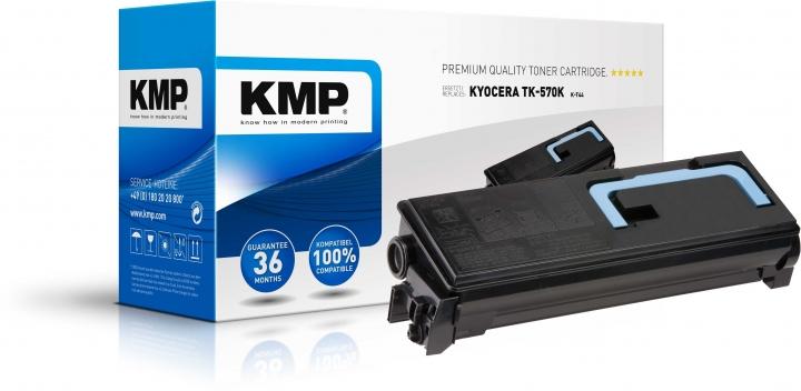 KMP K-T44 Toner ersetzt Kyocera TK570K
