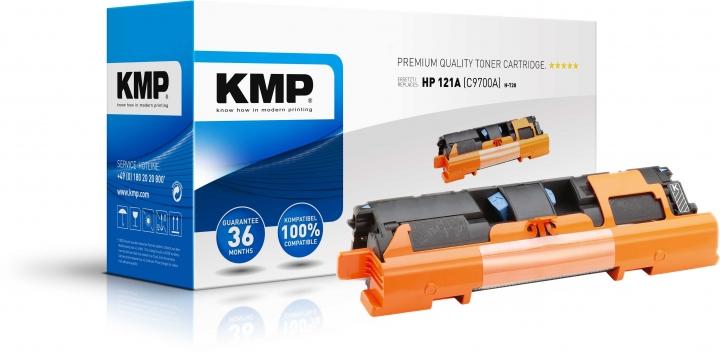 KMP H-T28 Toner ersetzt HP 121A