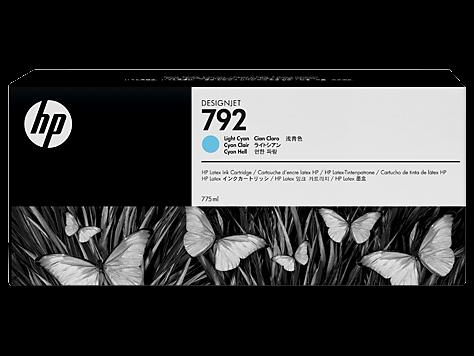 HP 792 Tinte cyan hell Original 775ml CN709A