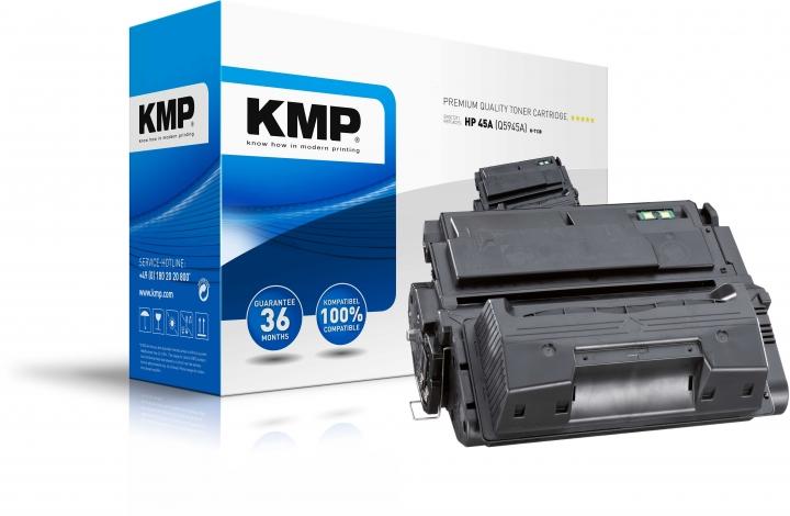 KMP H-T138 Toner ersetzt HP 45A