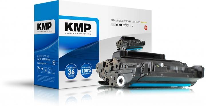 KMP H-T170 Toner ersetzt HP 90A (CE390A)