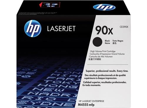 Hewlett-Packard HP 90X schwarz (CE390X)