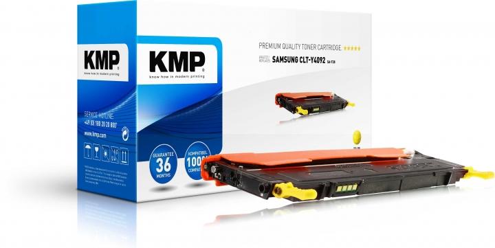 KMP SA-T28 Toner ersetzt Samsung Y4092 (CLTY4092SELS)