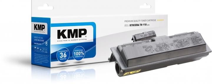 KMP K-T3 Toner ersetzt Kyocera TK110