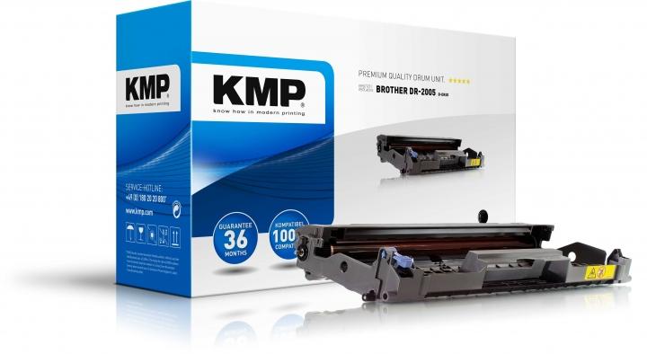 KMP Trommel für Brother HL-2035 black (ersetzt DR2005)