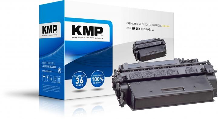 KMP H-T236 Toner ersetzt HP 05X (CE505X) - Vorgänger H-T121