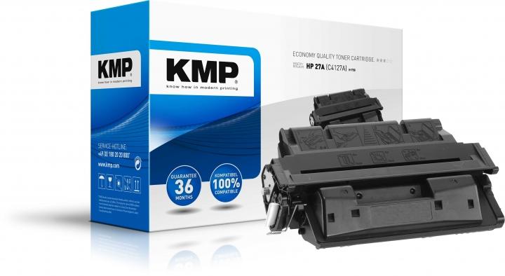 KMP H-T50 Toner ersetzt HP 27A (C4127A)