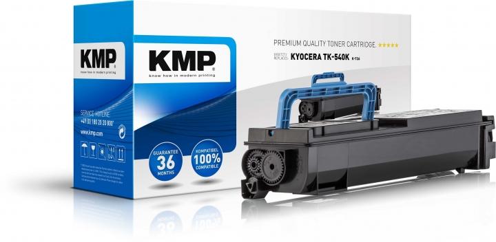 KMP K-T26 Toner ersetzt Kyocera TK540K