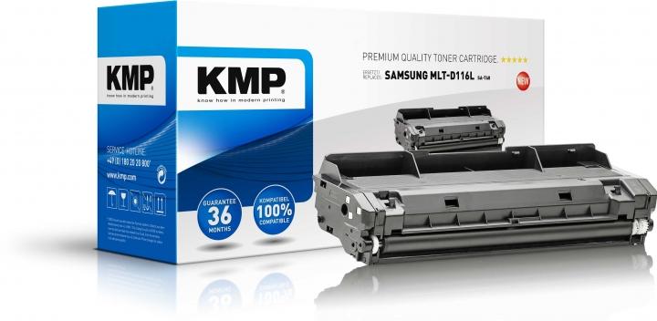 KMP Toner SA-T68 ersetzt Samsung 116L (MLTD116LELS)