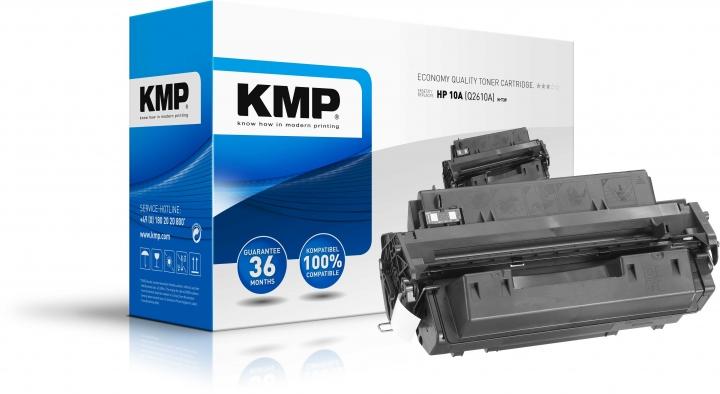 KMP H-T39 Toner ersetzt HP 10A (Q2610A)