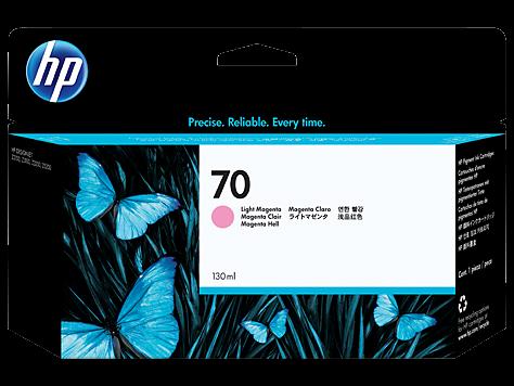 HP 70 Tintenpatrone Original Magenta Hell C9455A