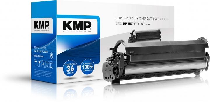 KMP H-T130 Toner für HP Laserjet ersetzt 15X (C7115X)