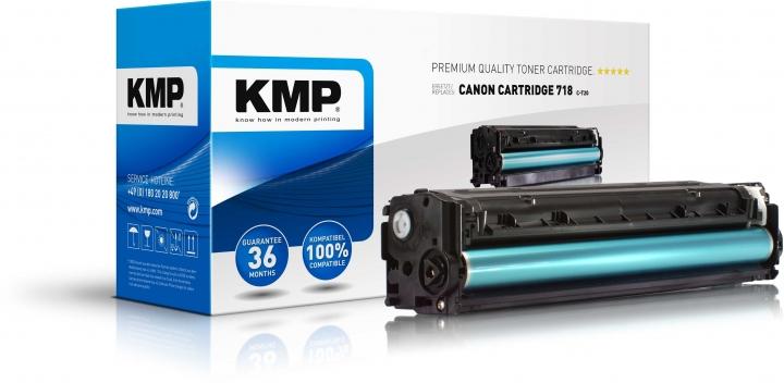 KMP C-T20 Toner für Canon 718C (2661B002)