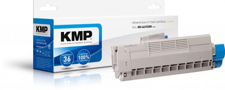 KMP O-T31 Toner ersetzt OKI (44315308)