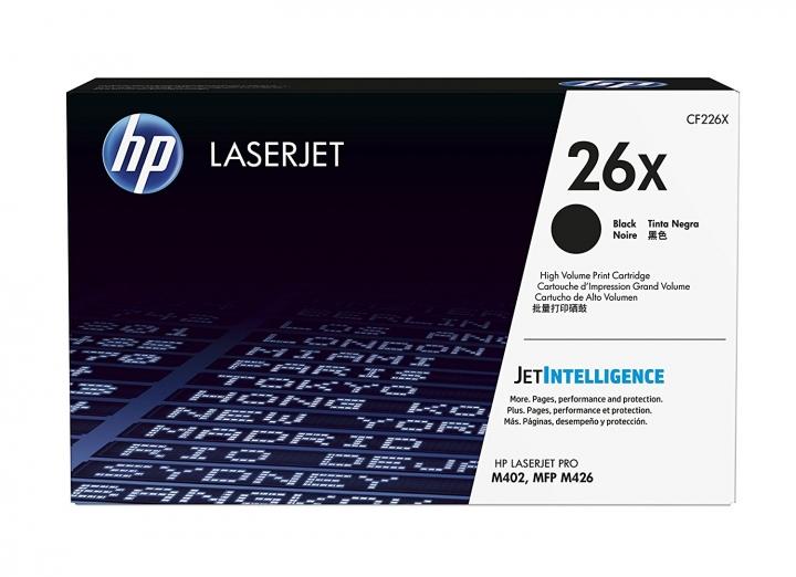 HP 26X schwarz (CF226X) 9.000 Seiten