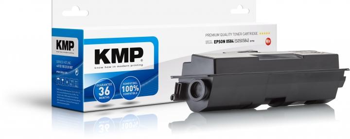 KMP E-T12 Toner ersetzt Epson 0584 (C13S050584)